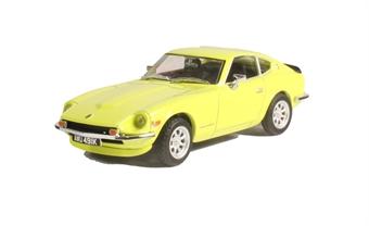 43DAT002 Datsun 240Z Yellow 112