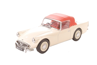 43DSP003 Daimler SP250 Hood Ivory/Red