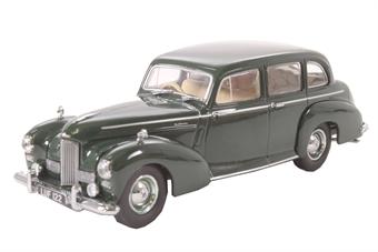 43HPL005 Humber Pullman Limousine Forest Green