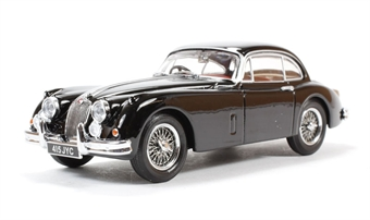 43JAGXK150001 Jaguar XK150 FHC (Fixed Head Coupe) in black