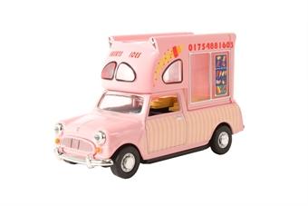 43MP011 Mini Batman Ice Cream Van Huskys Ices