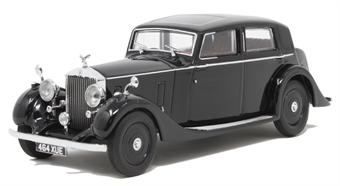 43R25003 Rolls Royce 25/30 - Thrupp & Maberley Black