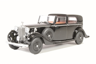 43RRP3001 Rolls Royce Phantom III SdV HJ Mulliner Black