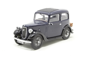 43RUB002-PO Austin Ruby Saloon dark blue - Pre-owned - Like new