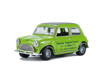 43SP040 Mini car Transport Festival of Wales.