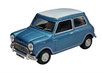 441340 Mini Cooper Blue