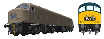 45109Customised Class 45/0 'Peak' in BR blue with split centre headcode - numbered and named to your choice of loco