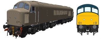 45306Hel Class 45/0 'Peak' in BR blue with sealed beam marker lights - unnumbered