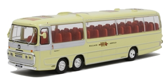 """4642102 Bedford VAL Plaxton Panorama - """"Wallace Arnold"""""""
