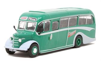 "4642103 Bedford OB Duple Vista - ""Dewsway Tours"""