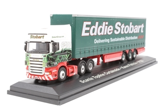 """4649102-PO13 Scania topside curtainside trailer - """"Karen Patricia"""" - Pre-owned - Like new, imperfect box"""