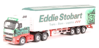 "4649129 Volvo FH 460 walking floor trailer - ""Eddie Stobart"" - ""Grace Olivia"" £6"
