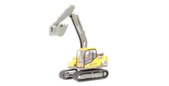 "4664124 Volvo Excavator W0137 - ""Stobart Rail"" £10"
