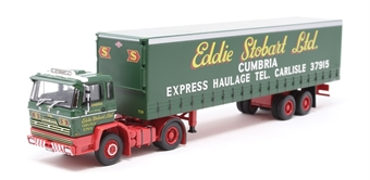 "4678101 Eddie Stobart DAF F2200 Curtainside - ""Twiggy"""