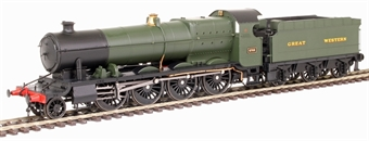 4781 Class 47xx 2-8-0 'Night Owl' 4705 in GWR green with Great Western lettering