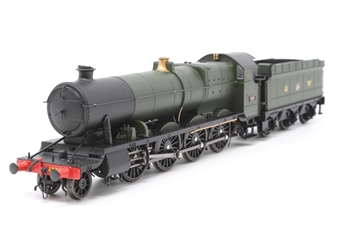 4782-PO Class 47xx 2-8-0 'Night Owl' 4707 in GWR green with post-war GW lettering - Pre-owned - Like new