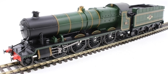 4785 Class 47xx 2-8-0 'Night Owl' 4709 in BR lined green with late crest - as preserved