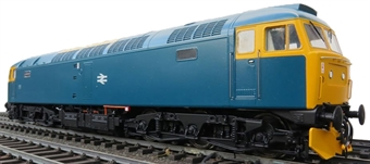 4860 Class 47 in BR blue (1980s) - unnumbered