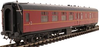 4921 Mk1 BSK brake second corridor in BR maroon - unnumbered £169.50