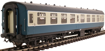4933 Mk1 TSO second open in BR blue and grey - unnumbered