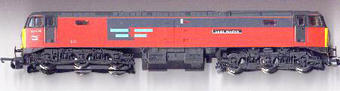 """L204962 Class 47/4 47624 """"Saint Andrew"""" in RES red livery"""