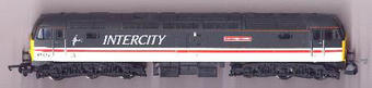 L204976 Class 47/4 47676 in Intercity Swallow livery