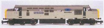 "L204985 Class 37 diesel 37194 ""British International Freight Association"" in Mainline freight livery"