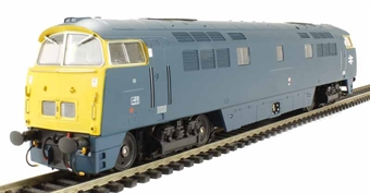 "4D-003-005 Class 52 D1072 ""Western Glory"" in BR blue with full yellow panel"