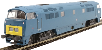 """4D-003-016 Class 52 'Western' D1043 """"Western Duke"""" in BR chromatic blue with small yellow panels"""
