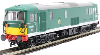 4D-006-010 Class 73/0 E6004 in BR green with grey solebar