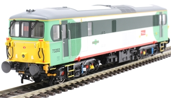 4D-006-013 Class 73/2 73202 in Southern livery with Gatwick Express branding