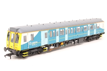 4D-009-HAT02-PO03 Class 121 single car DMU 'Bubblecar' 121032 in Arriva Trains Wales livery - Hatton's limited edition - Pre-owned - Like new