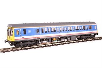 4D-009-HAT05 Class 121 single car DMU 'Bubblecar' 55027 in revised Network South East livery - Hatton's limited edition