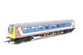 4D-009-HAT07-PO Class 121 single car DMU 'Bubblecar' 55022 in original Network South East livery - Hatton's limited edition - Pre-owned - DCC fitted
