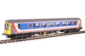 4D-009-HAT07 Class 121 single car DMU 'Bubblecar' 55022 in original Network South East livery - Hatton's limited edition