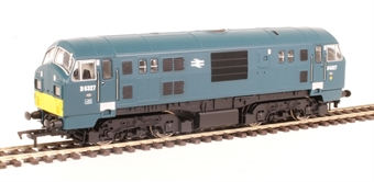 4D-012-006 Class 22 D6327 in BR blue with small yellow panels and headcode boxes