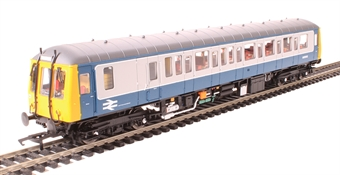 "4D-015-001 Class 122 Gloucester RCW ""Bubblecar"" single car DMU 55002 in BR blue & grey £123.25"