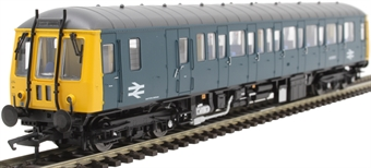 4D-015-010D Class 122 single car DMU 'Bubblecar' M55003 in BR blue - Digital fitted