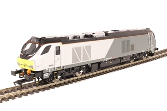 4D-022-003D Class 68 68010 in Chiltern Railways livery - DCC Fitted
