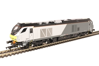 4D-022-004D Class 68 68014 in Chiltern Railways livery - DCC Fitted