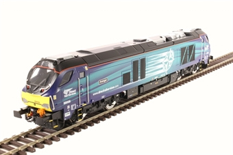 "4D-022-010 Class 68 68008 ""Avenger"" in Direct Rail Services compass livery"