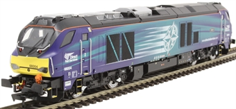 "4D-022-013 Class 68 68004 ""Rapid"" in Direct Rail Services blue"