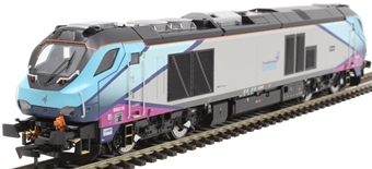 "4D-022-014 Class 68 68019 ""Brutus"" in TransPennine Express livery £131.71"
