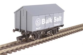"4F-018-015 4-wheel salt van ""ICI"""