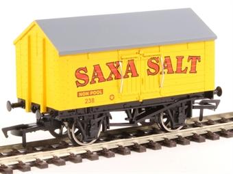 "4F-018-021 4-wheel salt van ""Saxa Salt"""