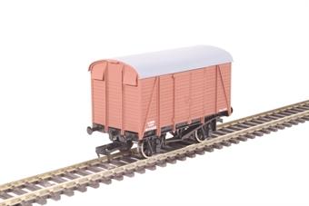 4F-021-009 12 ton box van 611432 in LMS livery
