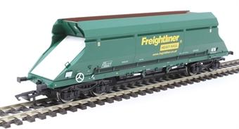 4F-026-013 HIA aggregate limestone hopper 369006 in Freightliner green livery