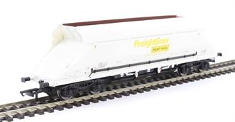 4F-026-017 HIA aggregate limestone hopper 369026 in Freightliner white livery