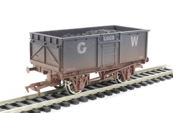 4F-030-014 16T Steel Mineral GWR 18623 - weathered