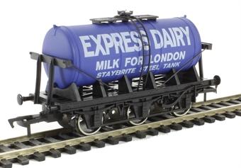 4F-031-017 6 Wheel Milk Tanker Express Dairy 'E'